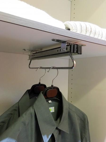 Accessoires De Rangement Portecintres Frontal Mm Coulissant - Porte cintre