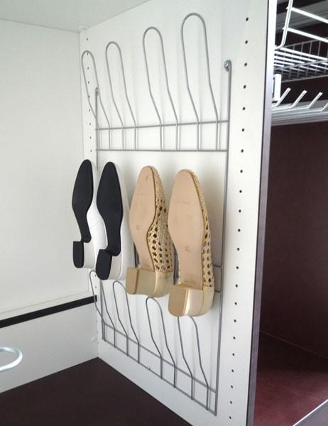 accessoires de rangement porte chaussures fixe prix en. Black Bedroom Furniture Sets. Home Design Ideas
