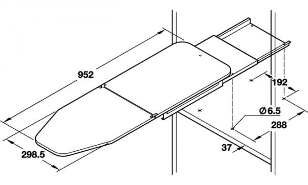 accessoires de rangement nouveau planche repasser de. Black Bedroom Furniture Sets. Home Design Ideas