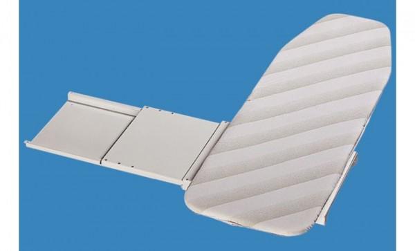 accessoires de rangement nouveau planche repasser de placard orientable 180 en stock. Black Bedroom Furniture Sets. Home Design Ideas