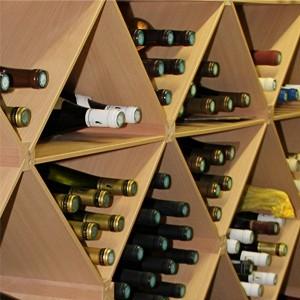 accessoires de rangement etag re interm diaire pour casier vin en soldes. Black Bedroom Furniture Sets. Home Design Ideas